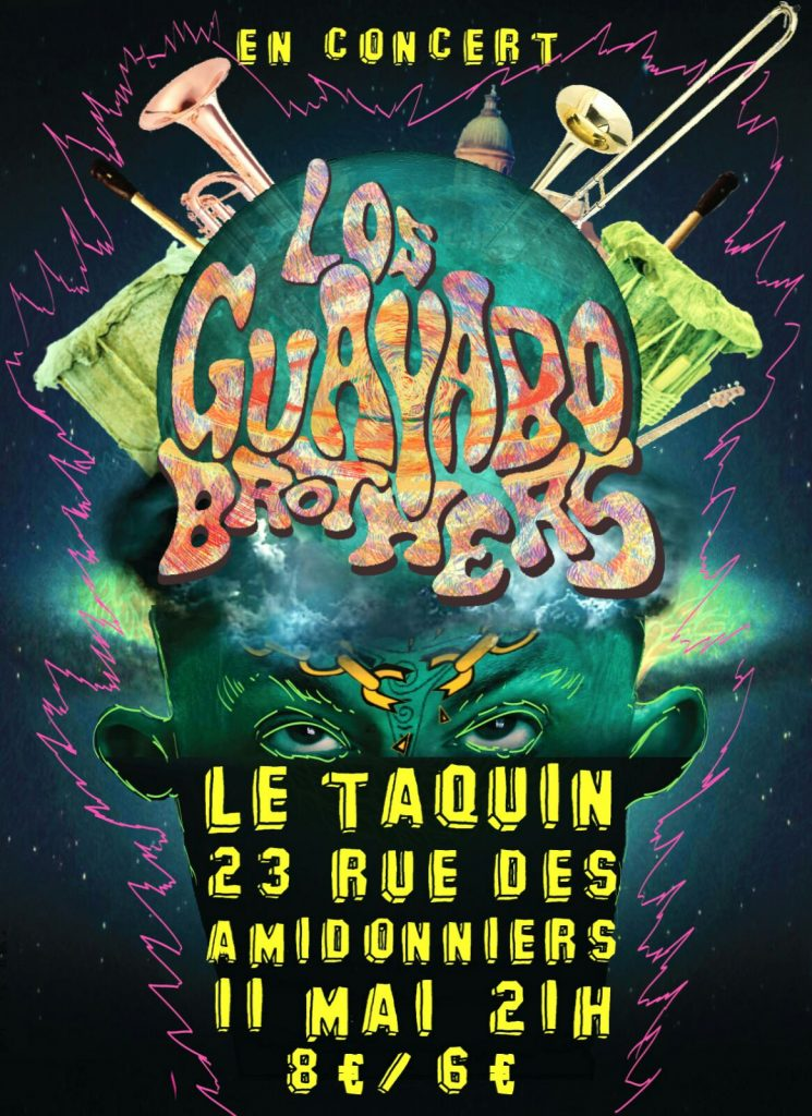 Los Guayabo Brothers au Taquin